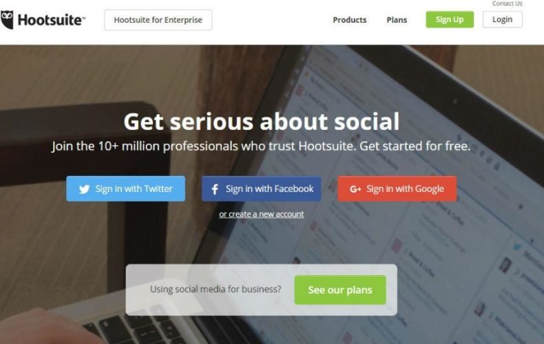 Hootsuite Founder Offers Top Social Media Trends To Watch In 2016 While Partnering With Smarsh To Launch Social Media …