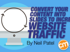 Convert Your Content Into Slides to Increase Website Traffic